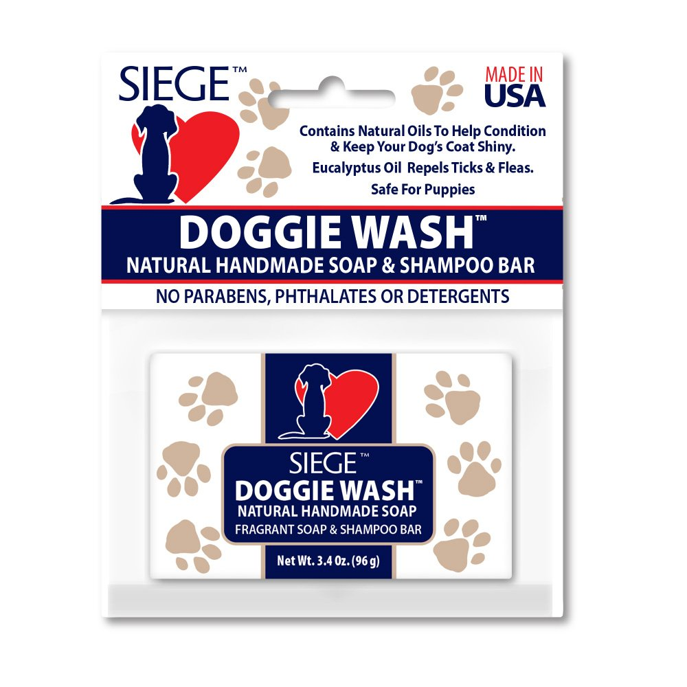 Siege Doggie Wash ™ - Carded
